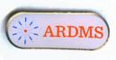 ARDMS Lapel Pin